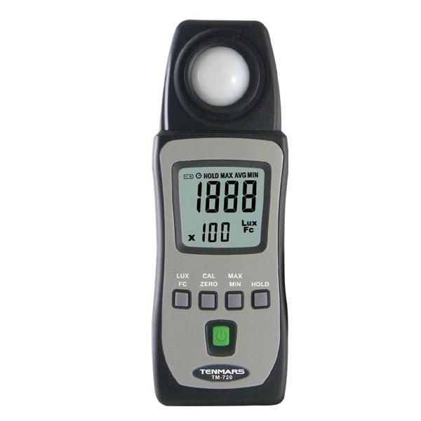 Цифровой люксметр TASI HS1010